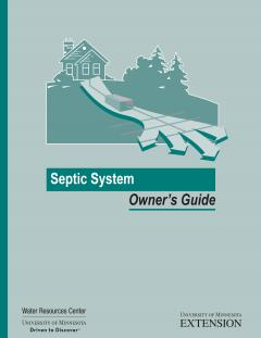 Septic System Owner's Guide Cover Image